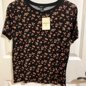 Rose forever 21 shirt